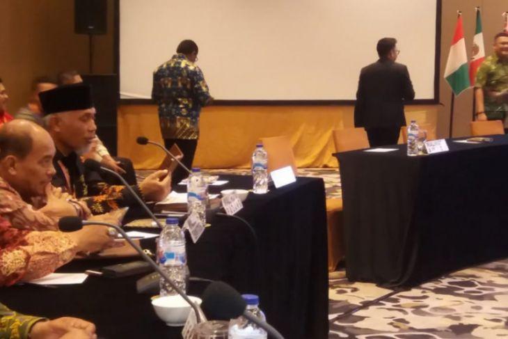 Walikota hadiri Internasional Discussion Forum di Makasar