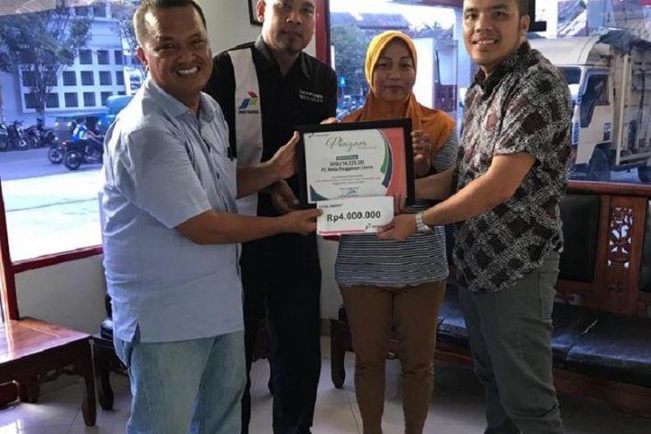 Pertamina apresiasi SPBU lewat program SPBU excellence
