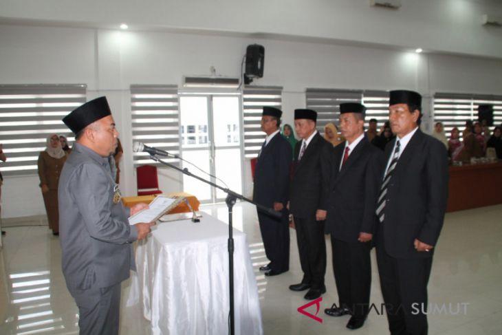 Baznas Labuhanbatu dilantik