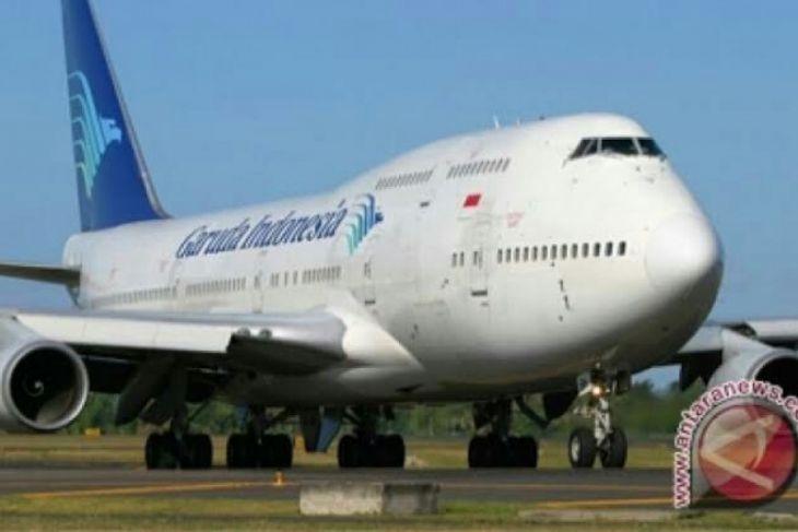 Garuda buka rute penerbangan Jakarta-Gunungsitoli
