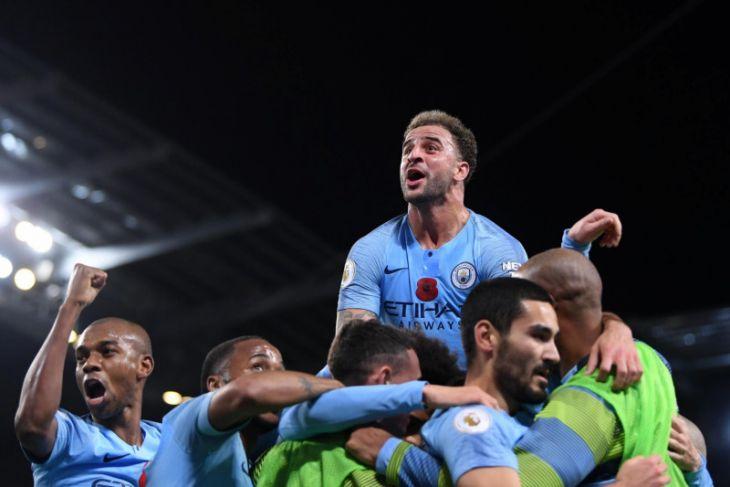 City amankan puncak klasemen setelah kalahkan United