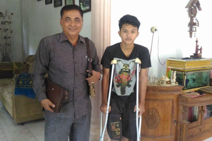 Tiga korban laka mohon tindakan Kapolres Simalungun