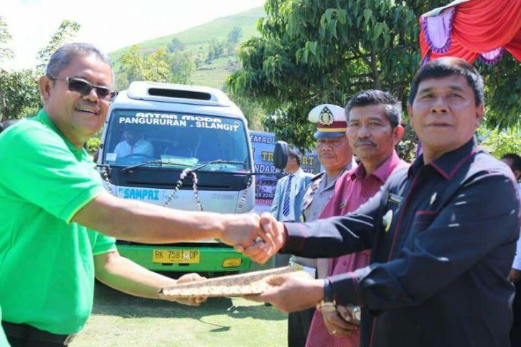 Samosir sediakan angkutan khusus ke Bandara Silangit