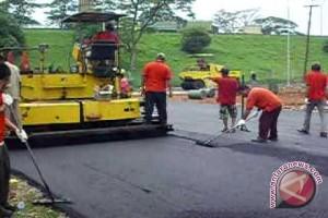 Pemprov : Pekerjaan Jalan Gorontalo Capai 20 Persen