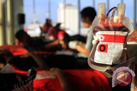 PMI Gorontalo Butuh 1.200 Kantong Darah/bulan