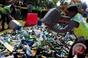 Pemkot Gorontalo Perbaharui Perda Minuman Beralkohol