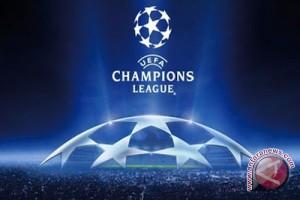 Klasemen Liga Champions setelah laga Kamis dini hari