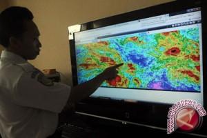 BMKG: Gorontalo Berpotensi Hujan Lebat