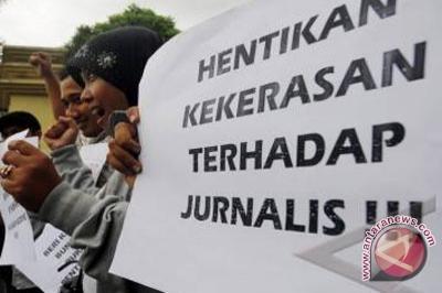 DPR Kecam Kekerasan Terhadap Wartawan Antara
