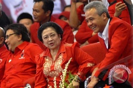 Jajak NLC, PDIP dan Gerindra unggulan pemilu