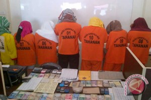 Polisi Gorontalo Tangkap Bandar Judi Togel