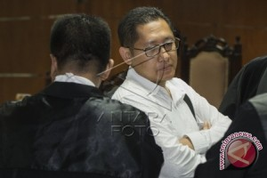 Anas Urbaningrum batal bersaksi di sidang kasus KTP-e