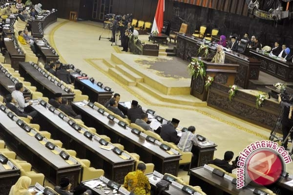 Formappi: Penambahan Pimpinan MPR Tidak Rasional