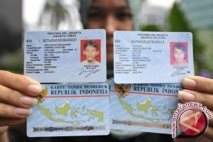 Ratusan Warga Gorontalo Rekam E-KTP Setiap Hari