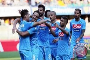 Klasemen Liga Italia, Napoli teratas