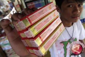 Anggota DPR minta pemerintah jangan urungkan niat naikkan harga rokok