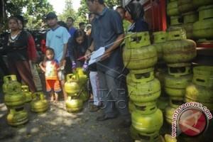 Pemkab Optimistis Gas Elpiji Aman Jelang Natal