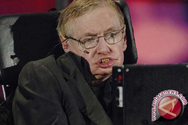 Film Dokumenter Stephen Hawking Akan Tayang April