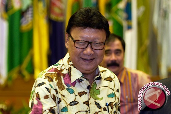 Tjahjo Kumolo heran ada pihak tidak setuju presidential threshold