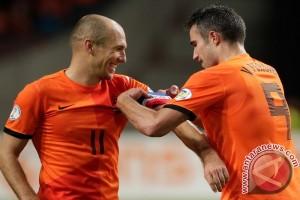 Robben Jabat Kapten Ganti Van Persie