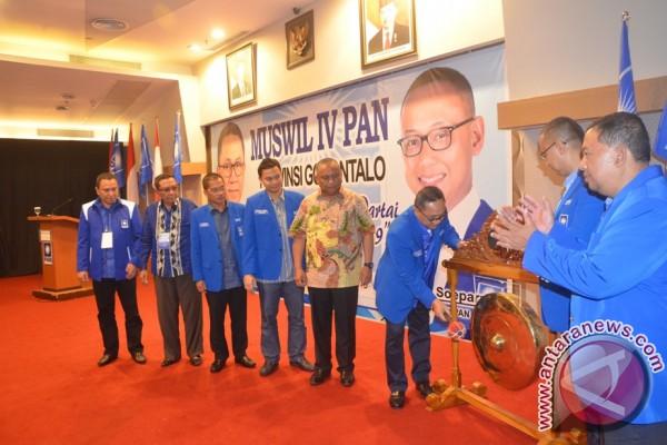 Muswil PAN Gorontalo Gagal Pilih Ketua DPW