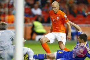 Belanda Kalahkan Pantai Gading di Laga Ujicoba