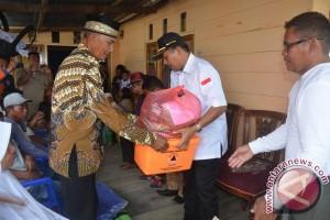 Kebakaran di Gorontalo Utara