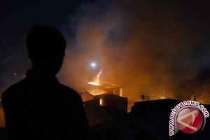 Polisi Selidiki Kebakaran Ruang Ketua KPU