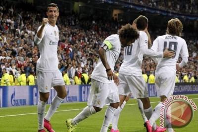 Madrid Juara Grup Usai Kalahkan Shakhtar