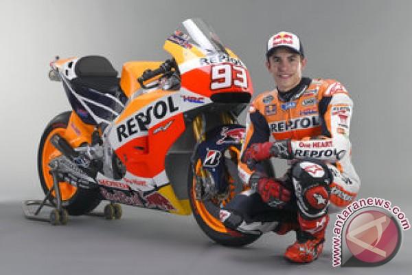 Marquez Juara Moto GP Austin