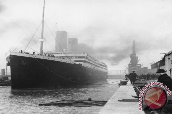 Replika Titanic Senilai Rp2,1 Triliun