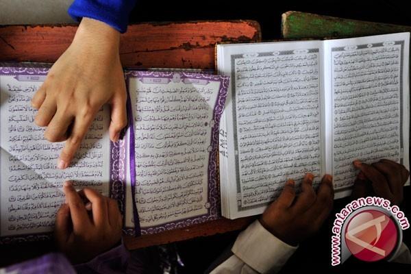Napi Khatam Alquran Setiap Malam Selama Ramadhan