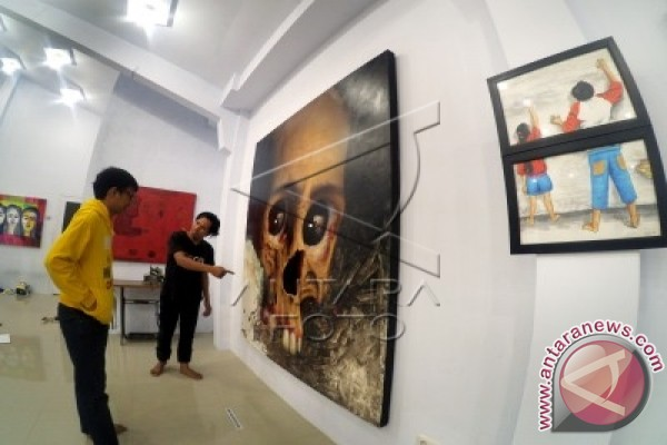"Perupa Gorontalo Gelar Pameran ""Tupalo"""