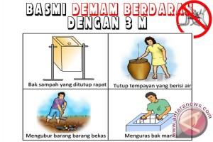 Dinkes Gorontalo Rekomendasikan Langkah Pencegahan DBD