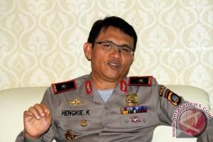 Tegakkan Disiplin Propam Razia Polisi Di Gorontalo