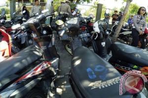 941 Kendaraan Terjaring Operasi Patuh Otanaha 2016