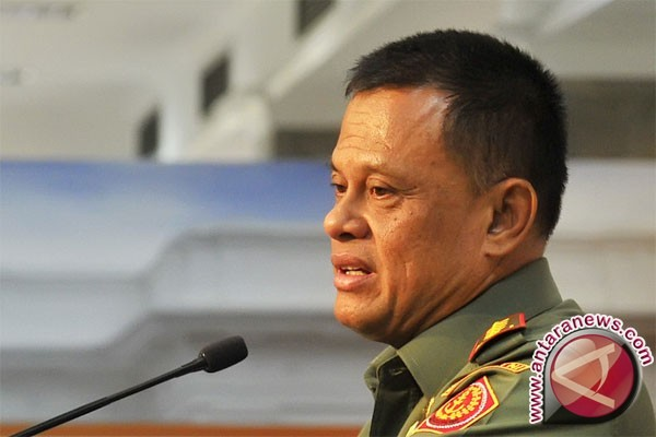 Panglima: TNI patuh apapun isi UU Terorisme