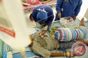Kasus DBD Di Kota Gorontalo Turun