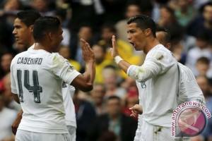 Ronaldo Siap Hadapi MU di Super Eropa