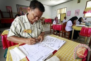 Kepala Desa Mootinelo Ujian Paket C