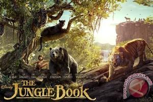 'Jungle Book' tetap terlaris walau sudah tiga pekan diputar