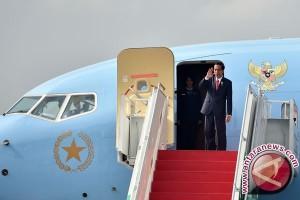 Presiden bertolak ke Jepang untuk hadiri pertemuan G-7