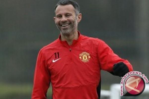 Giggs dilaporkan Jadi pelatih Wales