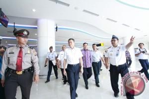 Menhub Resmikan Terminal Baru Bandara Djalaludin Gorontalo