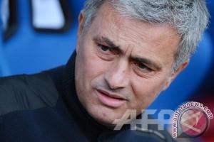 Mourinho tetap bersyukur dengan hasil imbang lawan Liverpool