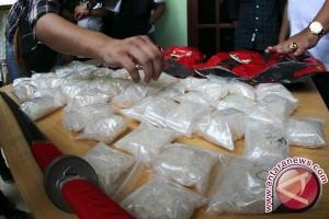 BNN amankan enam kilogram sabu-sabu