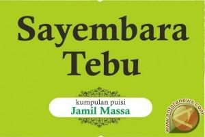 Penyair Gorontalo Luncurkan Buku Sayembara Tebu