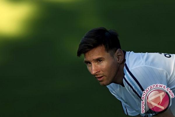 Messi Isyaratkan Pensiun Jika Argentina Gagal Juarai PD Rusia