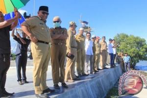 Gubernur Usulkan Pembangunan Dermaga Apung Kepada Kemenhub