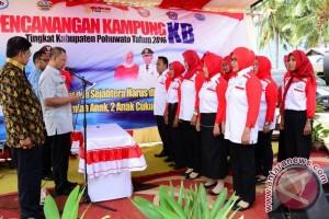 """Pemkab Pohuwato Canangkan Bulili Sebagai """"Kampung KB"""""""